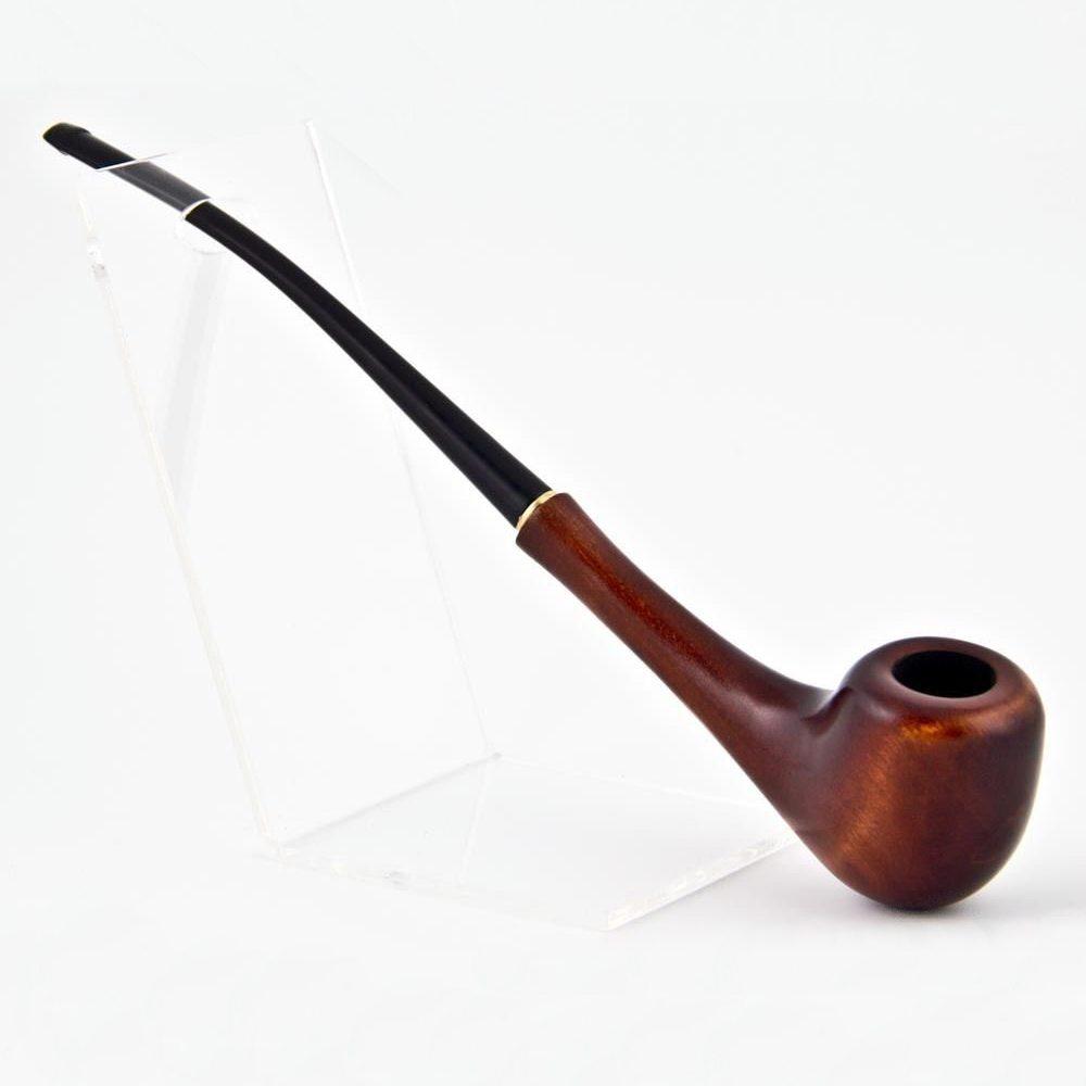 787 Ladies Long Wooden Smoking Pipe In Favshop