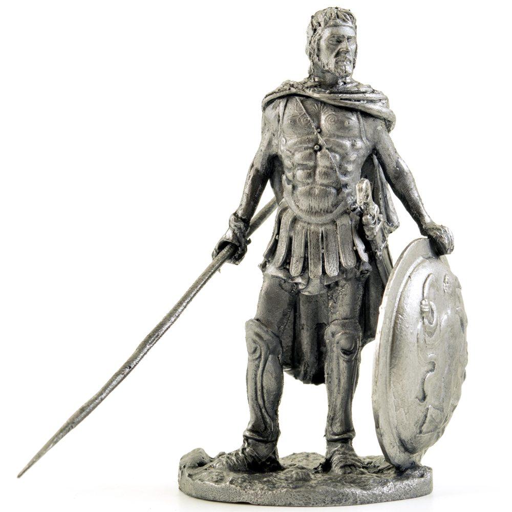 Biography of Odysseus in Greek Mythology