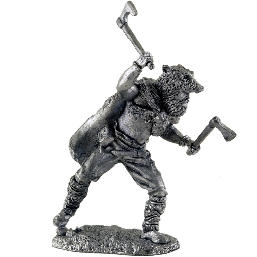 Berserker viking by D@nnyPollaert · Putty&Paint  Viking Berserker